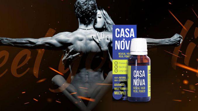 Casanova - efectos secundarios