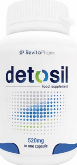 Detosil- efectos secundarios