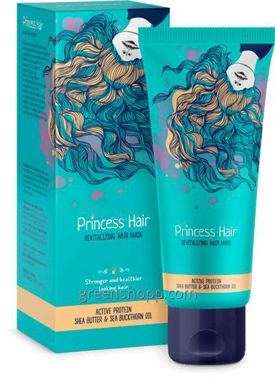 Princess Hair - precio, composición, comentarios, dónde comprar