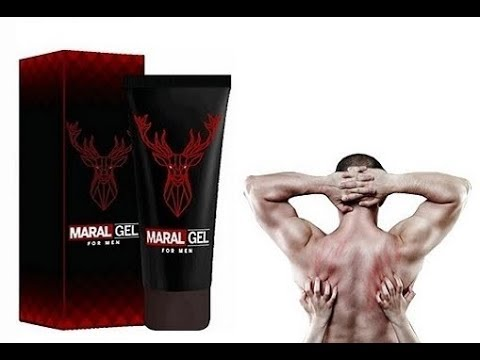 Ingredientes de Maral Gel