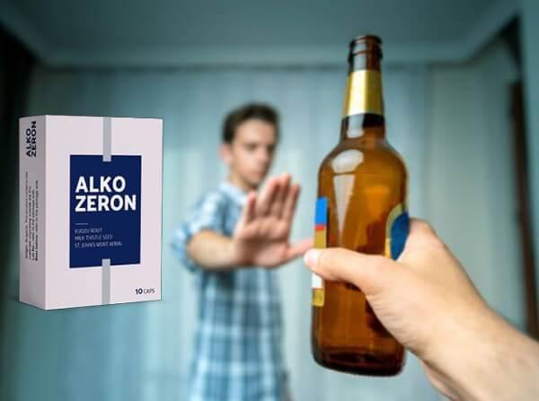 AlkoZeron - Efectos