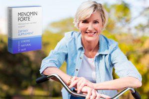 Las pastillas de Menomin Forte: precio y sitio web oficial