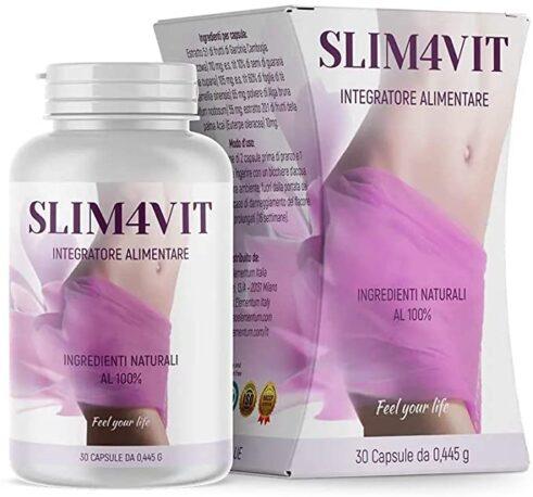 Slim4Vit - efectos e ingredientes