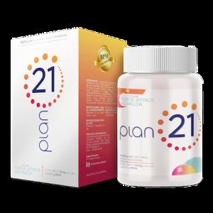 Plan 21 - píldoras que le ayudarán a perder peso rápidamente sin un efecto yo-yo