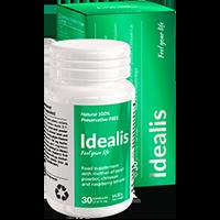 Idealis - píldoras naturales para normalizar el metabolismo
