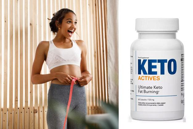 ¿Cómo usar los Keto Actives?
