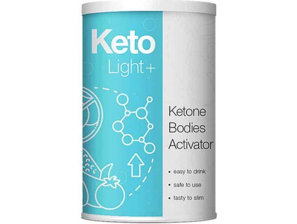Keto Light Plus - suplemento de pérdida de peso en polvo