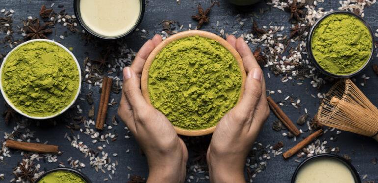 ¿Qué ingredientes contiene Matcha Slim?