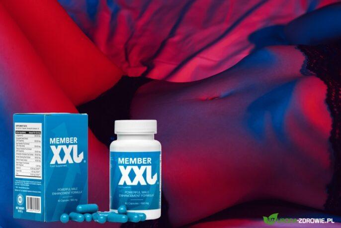 Efectos secundarios de Member XXL