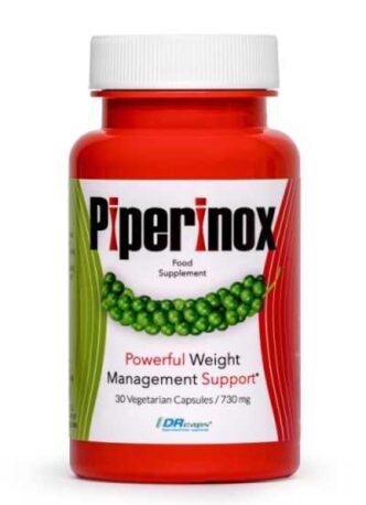 1. Piperinox - pastillas para adelgazar