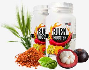 ¿Qué ingredientes contiene BurnBooster?
