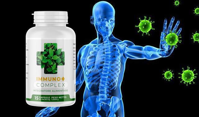 ¿Qué es Immuno+ Complex?
