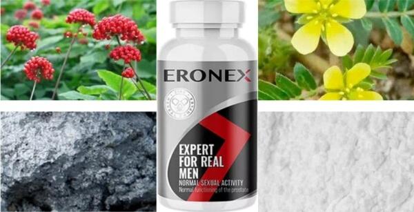 ¿Qué ingredientes contienen los comprimidos de Eronex?