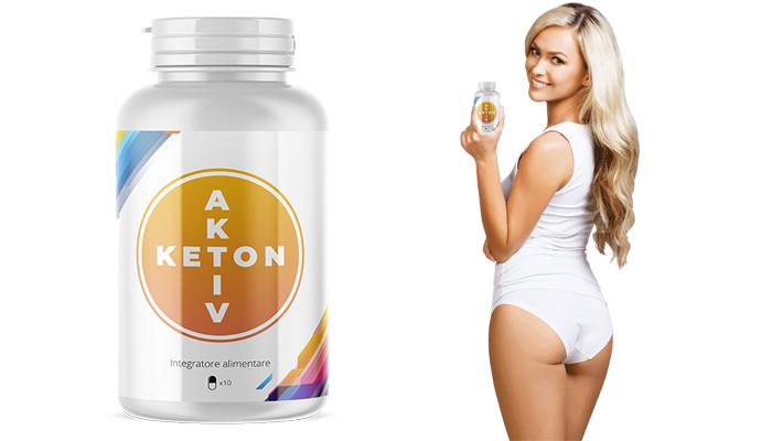 ¿Qué es Keton Aktiv?