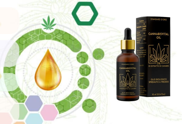 ¿Qué ingredientes contiene el Cannabisvital Oil?