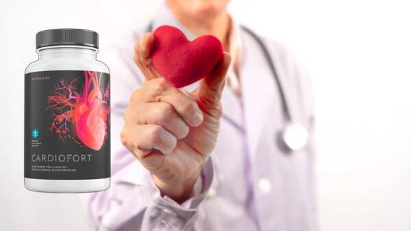 ¿Cuáles son los ingredientes de CardioFort?