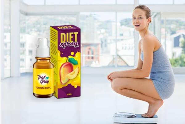 ¿Cómo se utiliza el Diet Spray? Dosificación e instrucciones