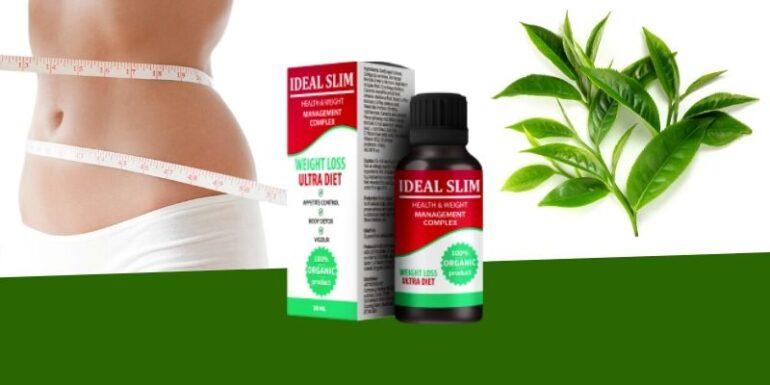 Qué es, ingredientes y composición Ideal Slim?