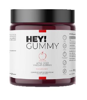 Hey!Gummy - opiniones, composición, precio, ¿dónde comprar?