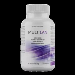Multilan Active cápsulas - opiniones, composición, precio, ¿dónde comprar?