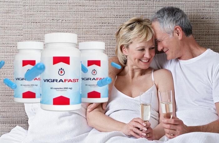 VigraFast - ¿Qué ingredientes contiene la fórmula de la cápsula?