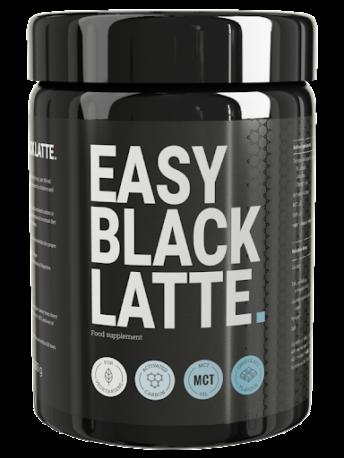 Easy Black Latte polvo - opiniones, composición, precio, ¿dónde comprar?