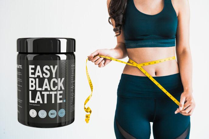 Easy Black Latte - ingredientes y fórmula