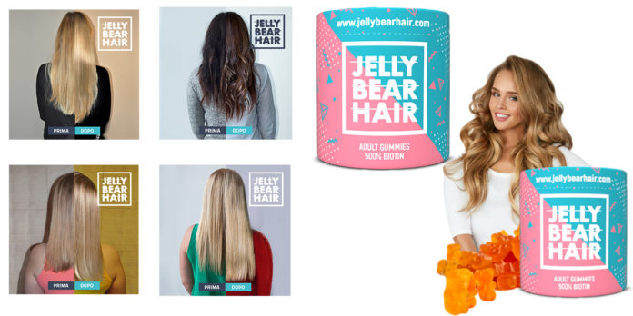 Jelly Bear Hair: ¿qué es y cómo funciona?