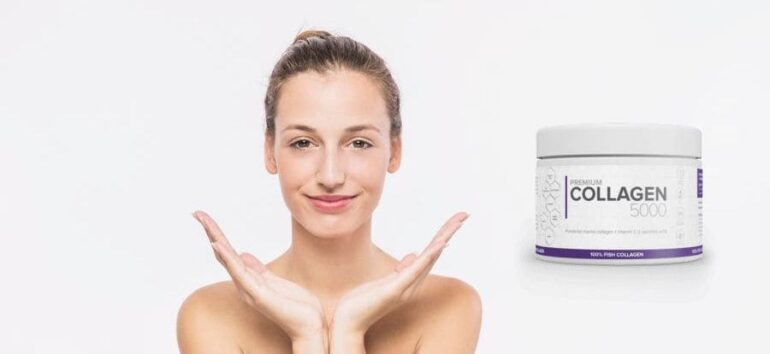PremiumCollagen5000 - ¿Qué es y cómo funciona el colágeno en polvo antiarrugas?