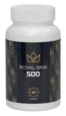 Royal Skin 500 cápsulas - opiniones, composición, precio, ¿dónde comprar?