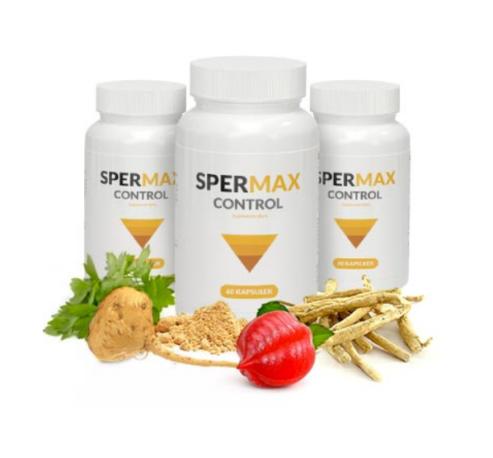 SperMAX Control - ¿Qué ingredientes contiene la fórmula?