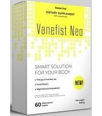 Vanefist Neo comprimidos efervescentes - opiniones, ingredientes, precio, ¿dónde comprar?