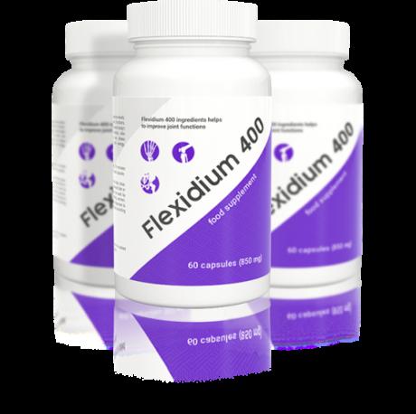 Flexidium 400 - cápsulas para la prevención de enfermedades articulares