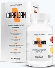 Caralean - Cápsulas de refuerzo del metabolismo