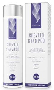 Chevelo Shampoo - spray para el crecimiento del cabello