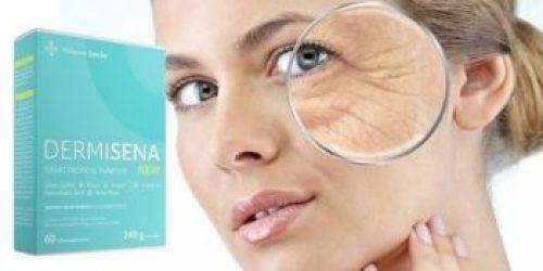 Dermisena - ¿Qué ingredientes contienen las cápsulas?