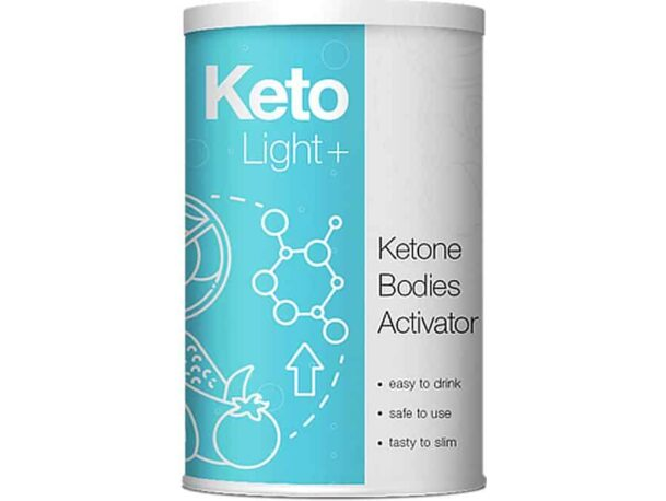 1. Keto Light Plus - Mejor suplemento de pérdida de peso de 2021