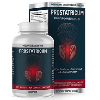 Prostatricum  - tratamiento intensivo de la prostatitis