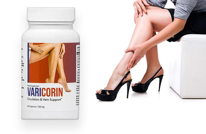 Varicorin - ¿Qué ingredientes contienen las cápsulas?